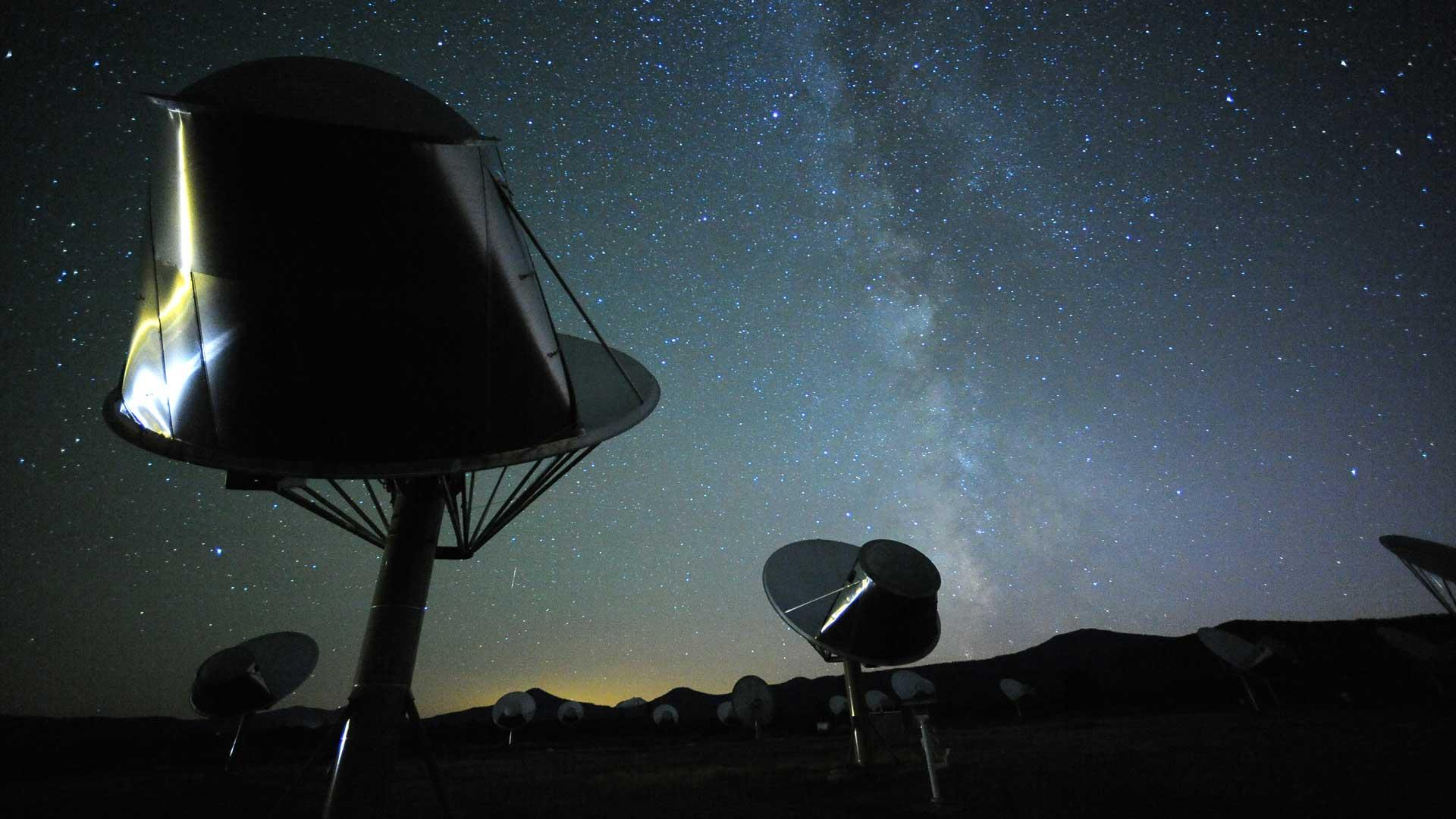 SETI is now known as a collective effort by independent organizations, government agencies, educational institutions, and individuals