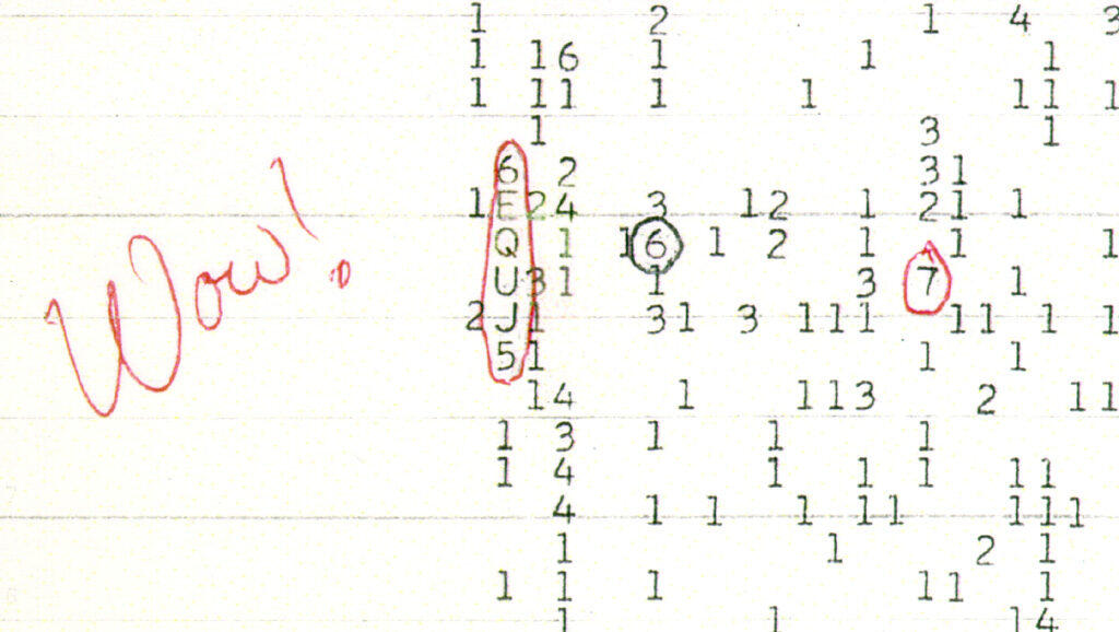 'WOW' Signal is a mystery in astrobiology