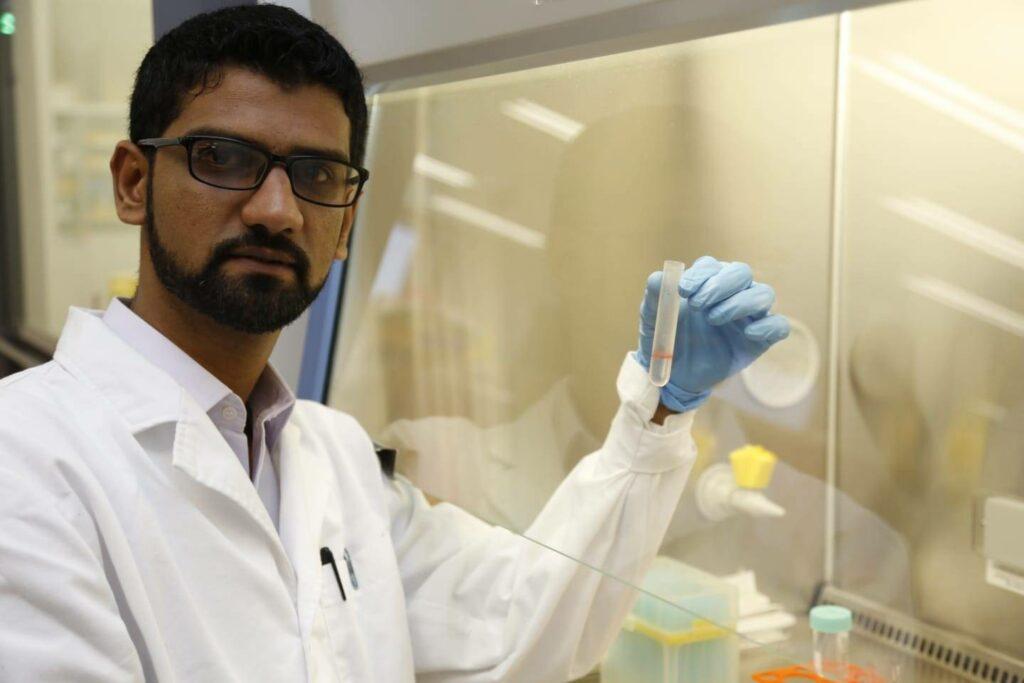 Dr Waqas Usman Hingoro