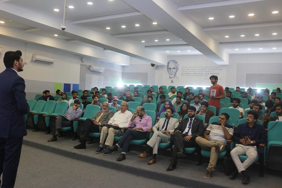 RaheQamar successfully organized Space Apps across Pakistan