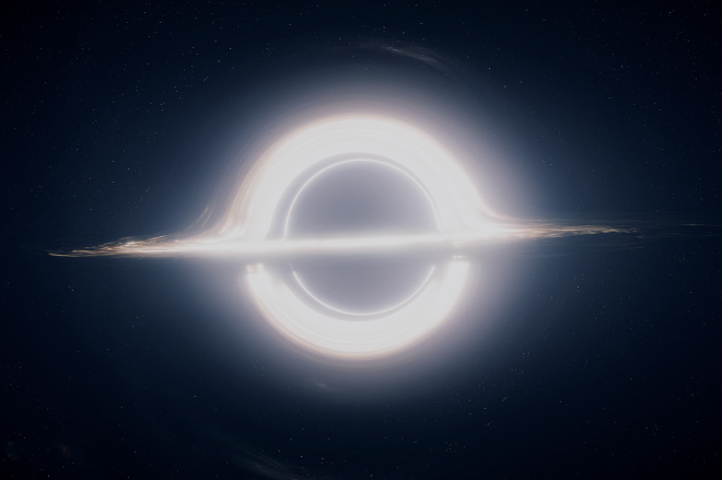Interstellar came quite close to predicting what a black hole might look like