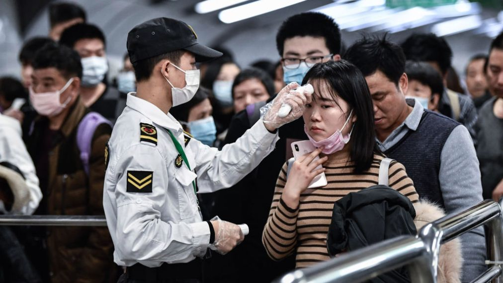 As expected, pandemic gave a severe hit to China. Image Source: Getty Images